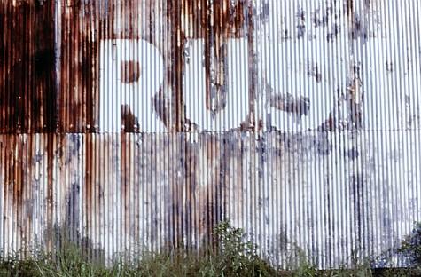 """Rust"""